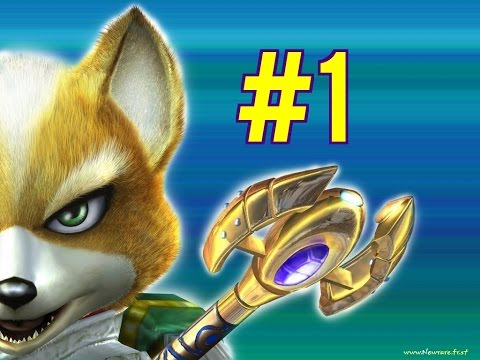 Star Fox Adventures - Part 1 - Krazoa Palace