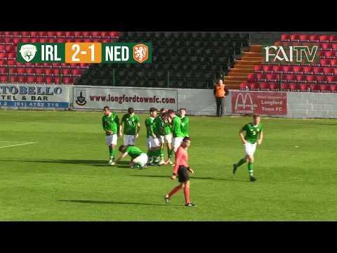 #IRLU19 2-1 Netherlands