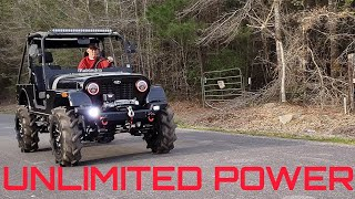 RXR PERFORMANCE TUNED LIFTED ROXOR!!!