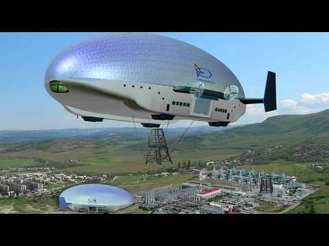 Russia Is Developing Airships with Ballistic Missle Defense Radars