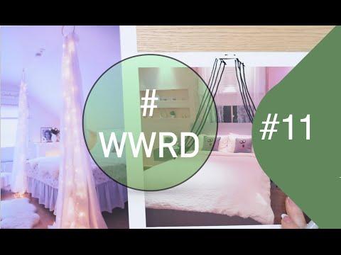 Girls Pink Bedroom |  WWRD #11 | Interior Design