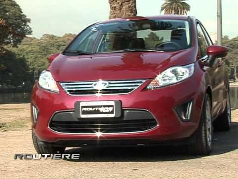 Routiere Test Ford Fiesta KD Trend 4 Puertas.mpg