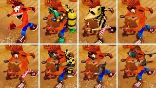 Mod Skins - Crash Bandicoot (N. Sane Trilogy)