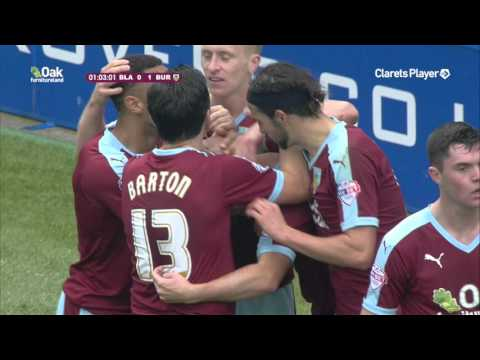FREEVIEW | Arfield Goal v Blackburn Rovers