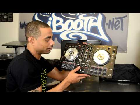 Pioneer DDJ-SB Serato DJ Controller Unboxing & First Impressions Video