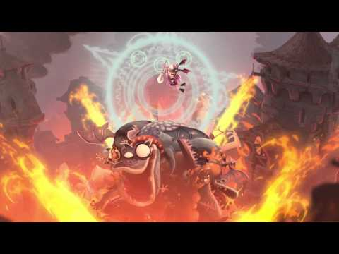 Rayman Legends - All Music Levels