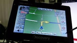 SISTEMA ATUALIZADO PARA AUTOMÓVEIS - VÍDEO SUPORTE MUNDO GPS
