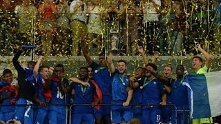 Euro U19, finale : France-Italie (4-0), le résumé