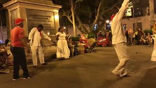 Travel to Colombia: Street Performance in Cartagena, Colombia 🇨🇴 ( Part 3)