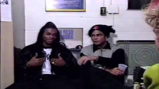 Rob Pilatus & Fab Morvan (Milli Vanilli) Reportage/Interview 1993