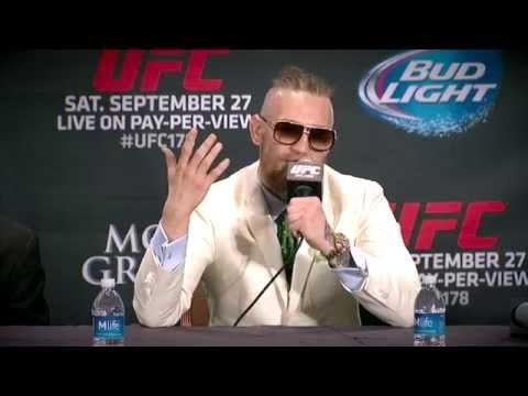 UFC 179 Conors Checklist