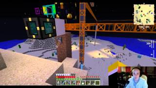 Minecraft FTB Livestream 19.10.2013 Part 1