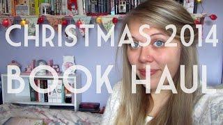 Christmas Book Haul 2014