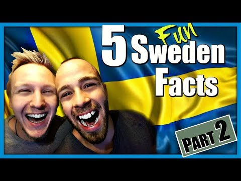 download lagu 5 Fun Facts About Sweden By Robin And Jesper gratis