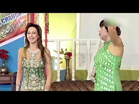 Best Of Naseem Vicky and Deedar New Pakistani Stage Drama Full Comedy Clip