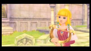 The Legend of Zelda:Skyward Sword-The Movie-All Cutscenes