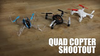 Flite Test | Micro FPV Quad Shootout