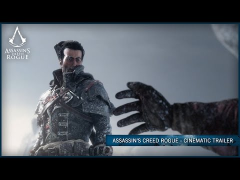 Assassin's Creed Rogue – Trailer di Annuncio [IT]