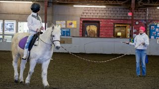 UNH Therapeutic Riding Alum Allison McCully '10