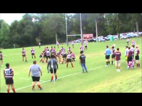 Hampden-Sydney College vs. Lord Fairfax Community College Part II--9/13/14