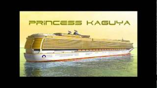 The World's Top Cruise Ships - Princess Kaguya has * NO AFFILIATION WITH PRINCES CRUISES