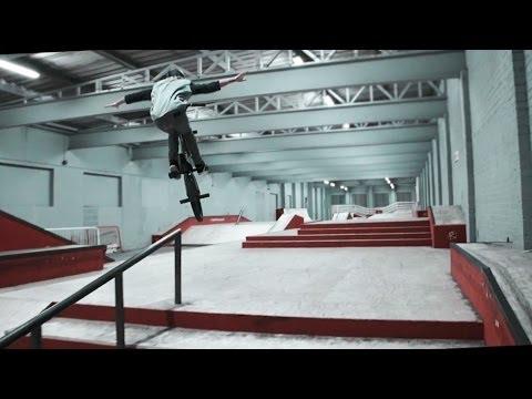 Rampworx Skatepark NEW Street Plaza | Paul Ryan & Phil Demattia | BMX