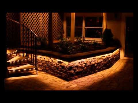 Garden LED lighting 101.ie