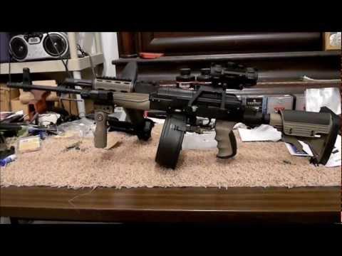 ATI ELITE Strikeforce AK-47 Package ~ First Look