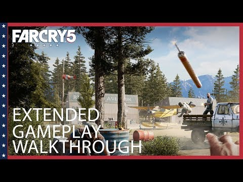 Far Cry 5: Extended Gameplay Walkthrough | Ubisoft [US]