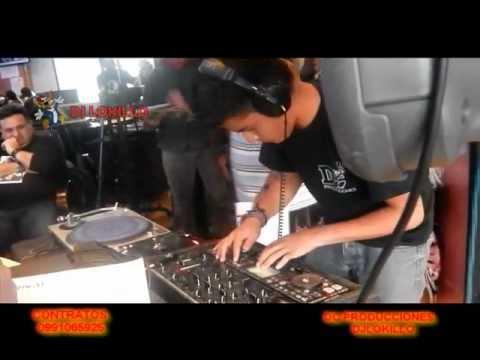 RADIO AMERICA  FULL MIX GOLD MASTER DC PRODUCCIONES DJ LOKILLO SEMIFINAL