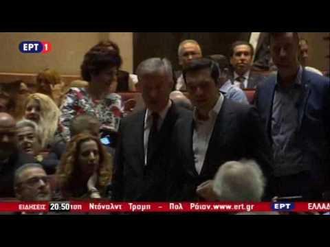Στο ΣΕΤΕ ο πρωθυπουργός Αλ.Τσίπρας