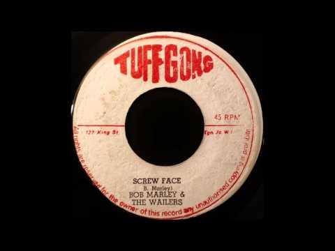 BOB MARLEY & THE WAILERS - Screw Face [1971]