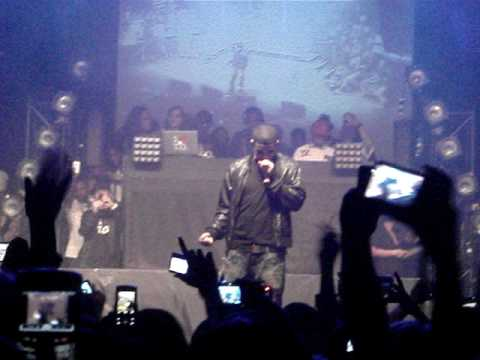 Drake - Congratulations/Unstoppable/Uptown (with Bun-B) (Live at The Sound Academy)