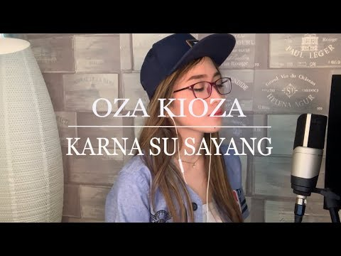 KARNA SU SAYANG - NEAR Ft DIAN SOROWEA ( OZA KIOZA LIVE COVER DANGDUT KOPLO VERSION )