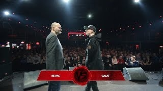 Versus Main Event #3 (сезон II): Re-Pac VS Galat
