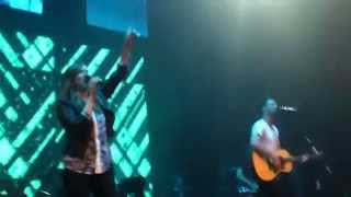 Hillsong Worship Asia Tour Jakarta 2015 - Mighty To Save