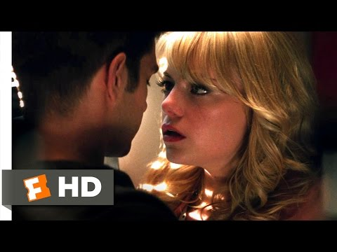 The Amazing Spider-Man 2 (2014) - Kissing in the Closet Scene (1/10) | Movieclips thumbnail