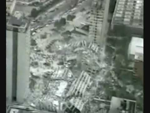 SEP 19 1985 WORST EARTHQUAKE  MEXICO CITY
