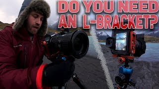 Why You NEED an L Bracket in Your Photography Gear!