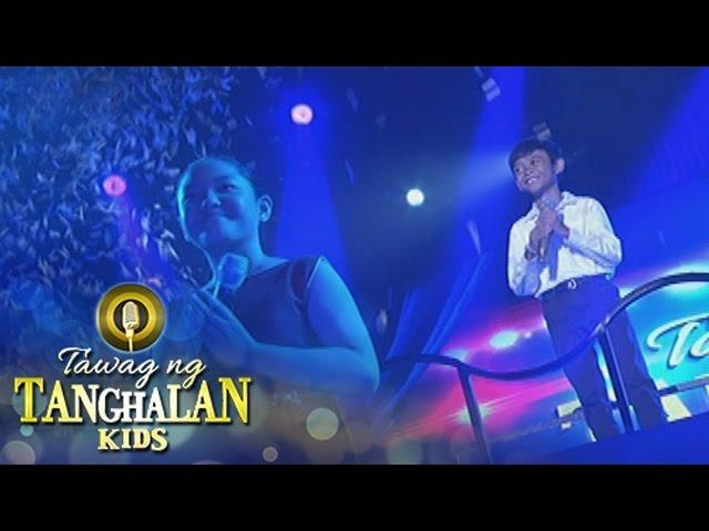 Tawag ng Tanghalan Kids: Kiefer Sanchez bags his 3rd championship!