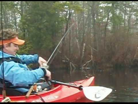 Yakman of Kayakfishing Magazine Fishing In South Jersey