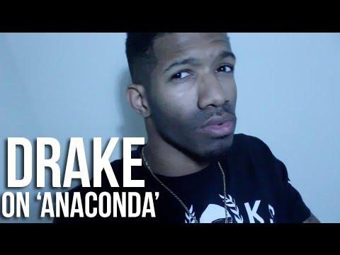 Drake Responds to Anaconda Lap Dance
