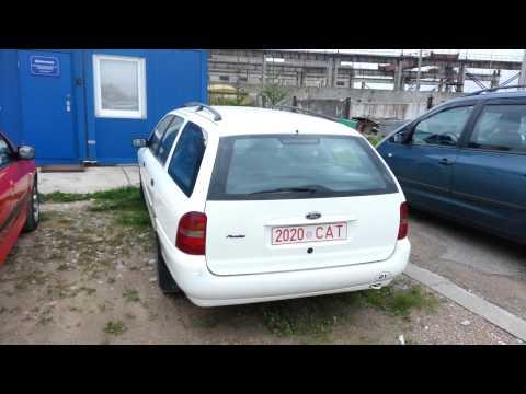 ford mondeo 1999 diesel kombi