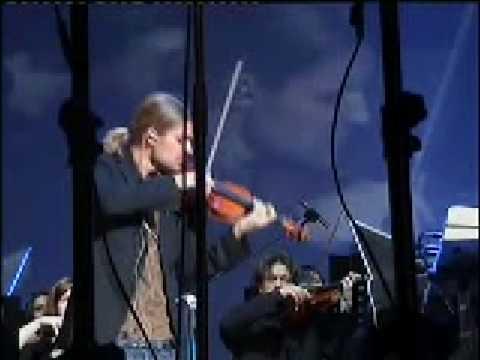 DAVID GARRETT -  Violin Concerto (Bach) - Mannheim