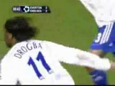Didier Drogba Best Bits Video