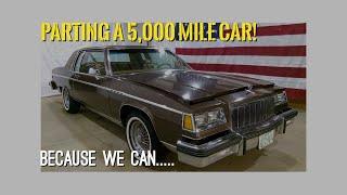 HABU263 1980 Buick Electra Park Avenue Coupe Test Video