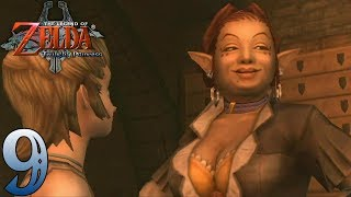 Zelda: Twilight Princess [9] - Bittersweet Reunion & Frenzied Escort