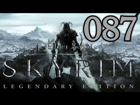 Let's Play Skyrim - Legendary Edition [German][Blind][#87] Der Zauberbrecher!