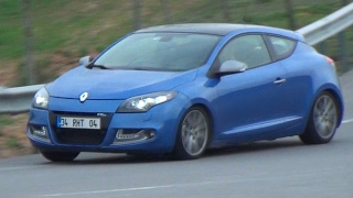 Test - Renault Megane Coupe 1.6 dci