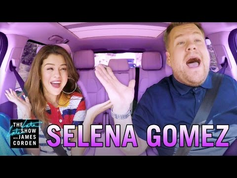 download lagu Selena Gomez Carpool Karaoke gratis